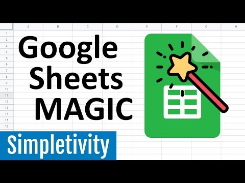 5 Google Sheets Tips Every User Should Know!
