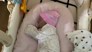 Обложка на видео - Влог с малышками реборн