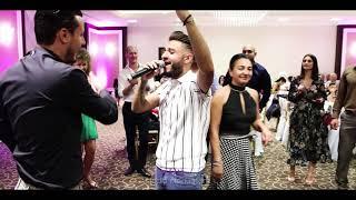 Nikolas &amp Formatia Imi duc cu madrie steagul Live 2018 Botez Sofia Maria