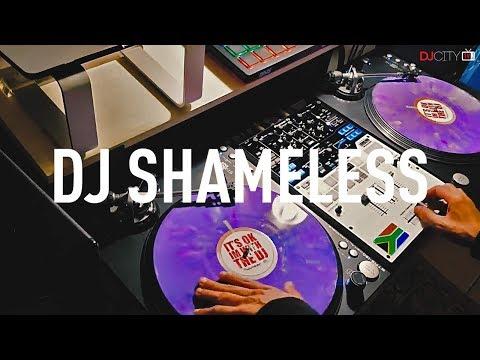 South Africa's DJ Shameless Performs Mini Mix for DJcityTV