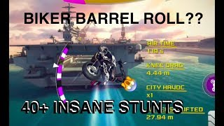 Stunt Compilation #1 40+ INSANE stunts