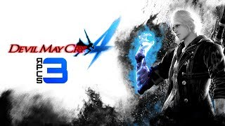 Devil May Cry 4 - RPCS3 TEST 2 (Playable)
