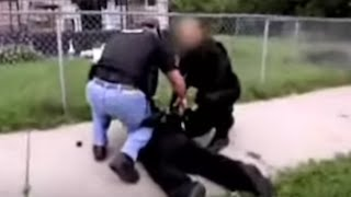 Insane DEA Crack House Raid Part 2