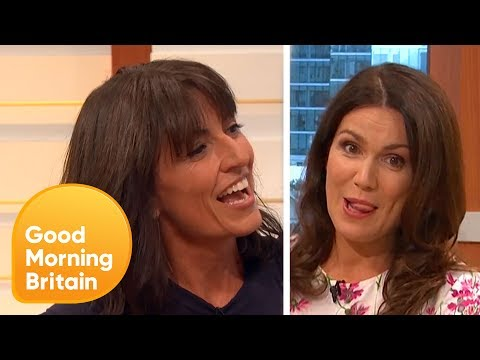 Davina McCall Talks Sex on Love Island and Big Brother | Good Morning Britain
