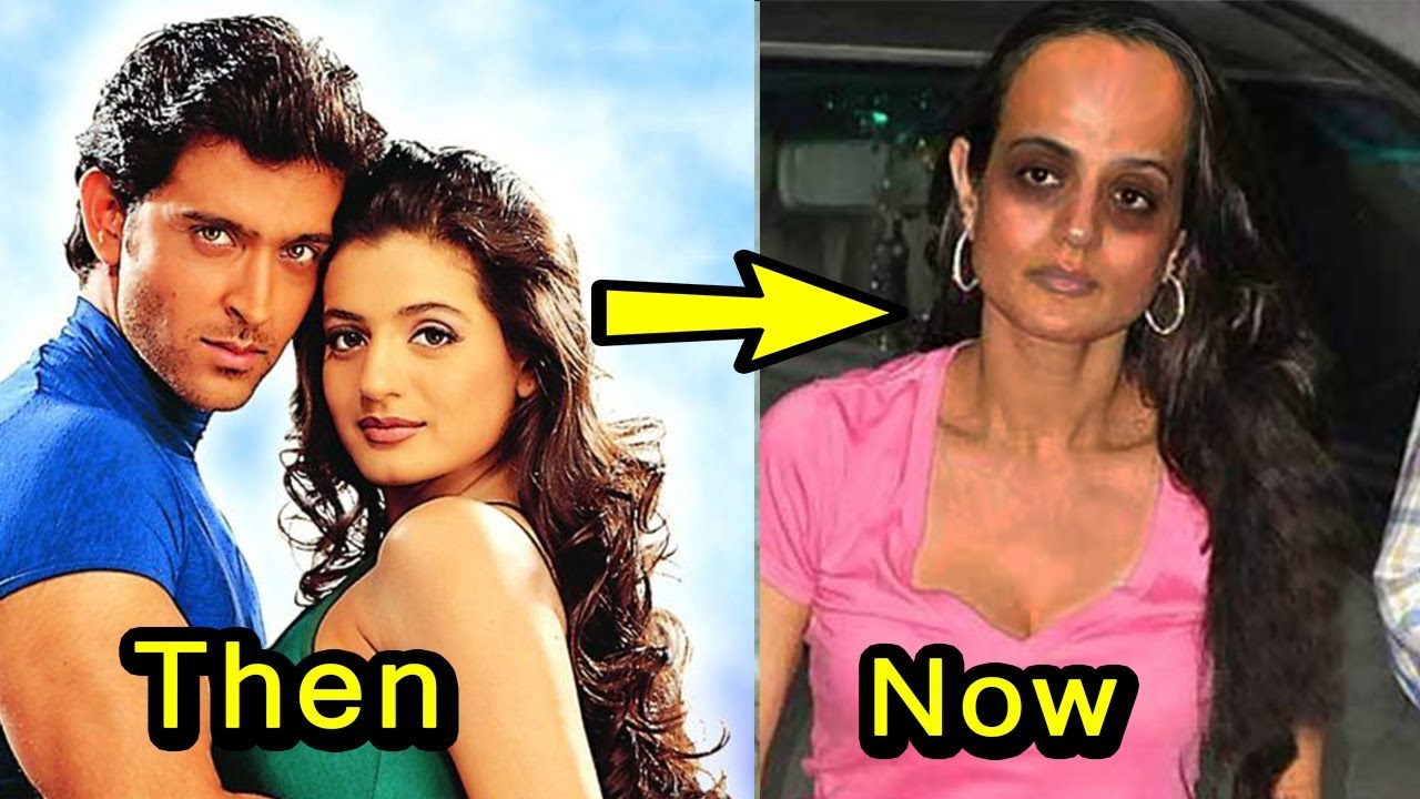 20 Bollywood Actresses Shocking Transformation   2018 Then And Now