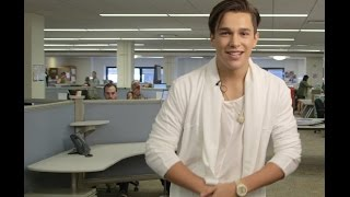 Austin Mahone Teaches