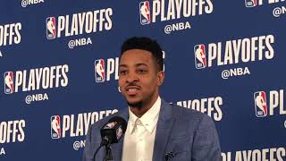 Thunder vs Blazers Game 4 - C.J. McCollum