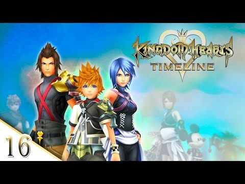 KINGDOM HEARTS TIMELINE - Episode 16: Keep On Believing