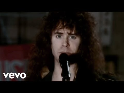 Firehouse - Don't Treat Me Bad (Official Video)