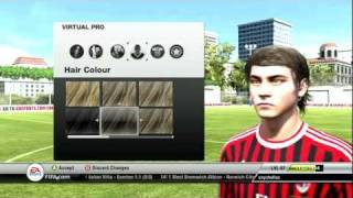 FIFA 14 - Game Face Creation (Virtual Pro)
