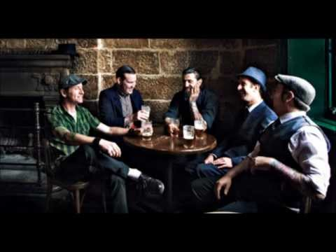 The Rumjacks - An Irish Pub Song (lyrics on screen)