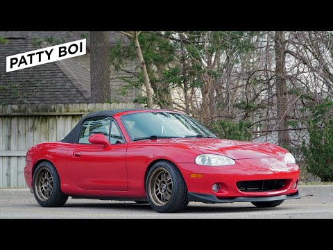 State Of My Modded Miata (early 2020)   Track Build