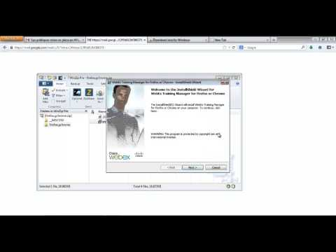 How to install Webex?