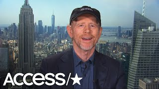 Director Ron Howard Reflects On Iconic Films 'Apollo 13,' 'Ransom' & More! | Access