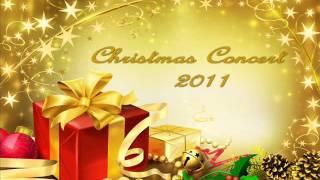 中野市吹奏楽団 クリスマスコンサート2011.