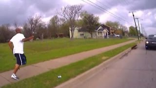 Tulsa police release video of accidental shooting: