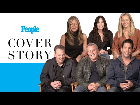 """'Friends' Reunion Exclusive: Cast Reflects on Beloved Show Before """"Emotional"""" Special 
