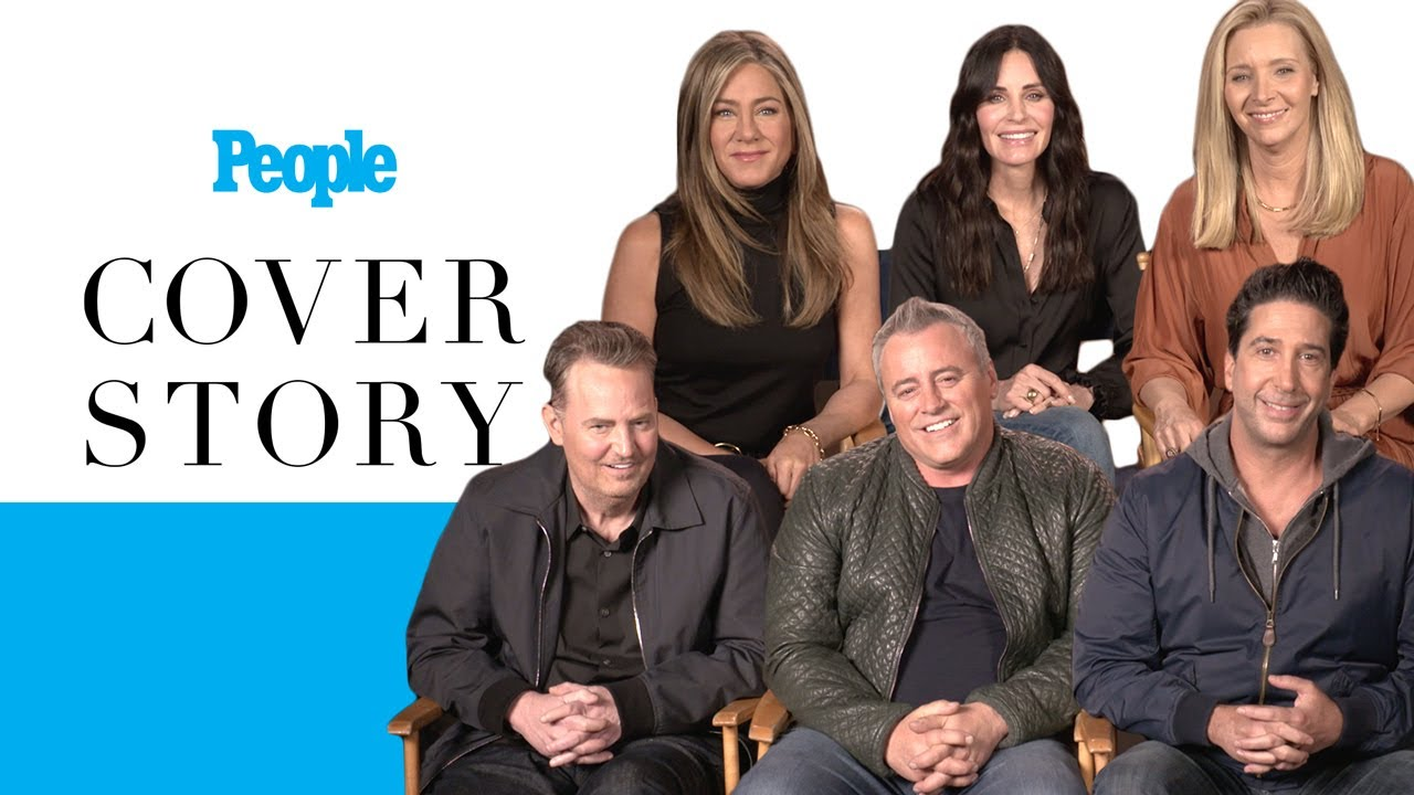 'Friends' Reunion Sparks Concern for Matthew Perry After Audience ...
