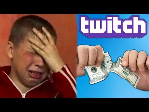 3 TWITCH TV DONATIONS GONE WRONG!