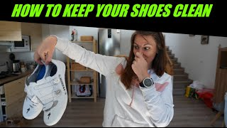 THE SECRET TO CLEAN CYCLING SHOES