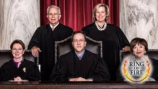 West Virginia Supreme Court Justices Impeached by Lawmakers