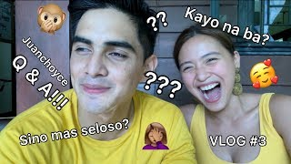 Question and Answer VLOG (THE REVELATION) | Juanchoyce | VLOG #3