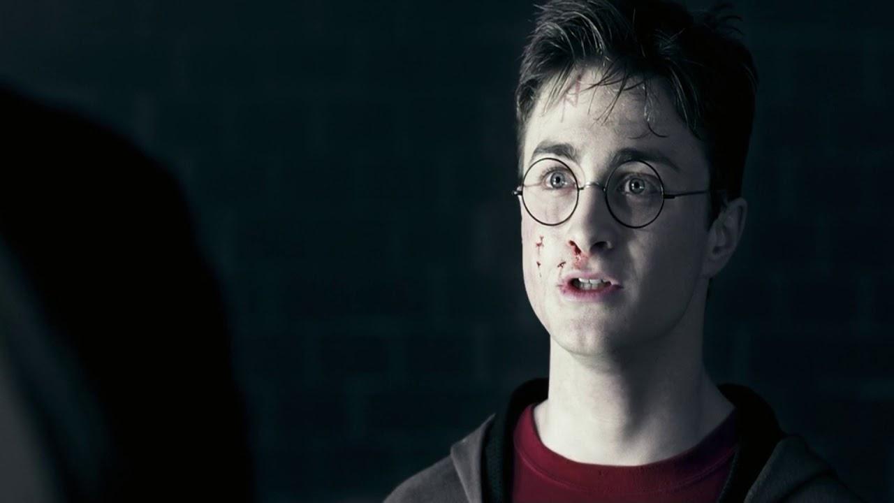 Гарри Поттер и Орден Феникса (Смерть Сириуса Блека) - YouTube