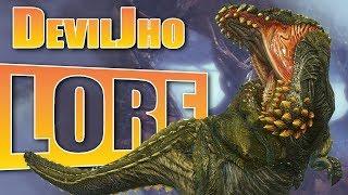 Monster Hunter World Lore: Deviljho