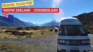 Vlog #017 - Roadtrip door NIEUW ZEELAND op het Zuidereiland