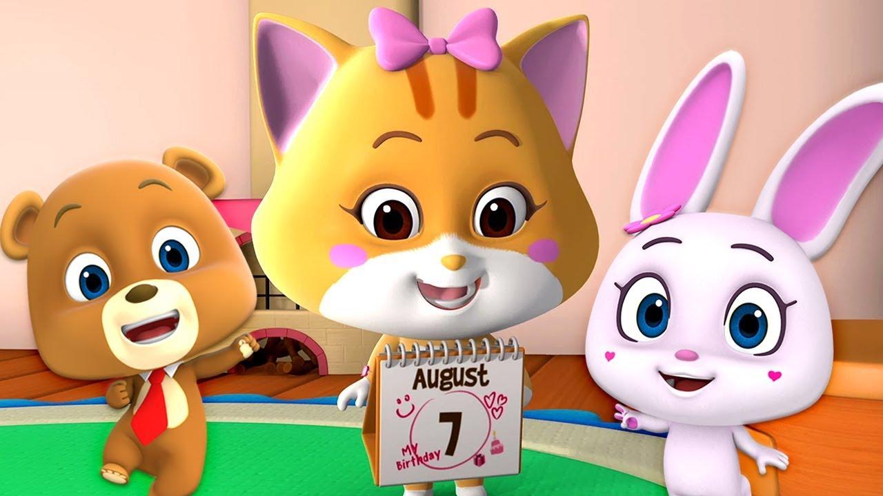 Download Siku ya kuzaliwa ya Ruby | katuni kwa watoto | video za watoto | Loco Nut Cartoon | Ruby's Birthday