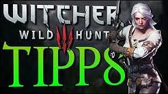 The WITCHER 3 ⚔️ Mach DAS NICHT FALSCH - The Witcher 3 Anfänger Tipps deutsch