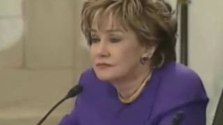 Elizabeth Dole Vouches for Deregulation