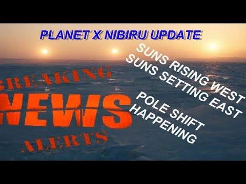 Planet x Today & Nibiru Tonight OHIO SKIES, RED PLANET, BLACK ORBS