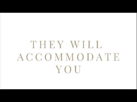 They will accommodate you! 💫💫