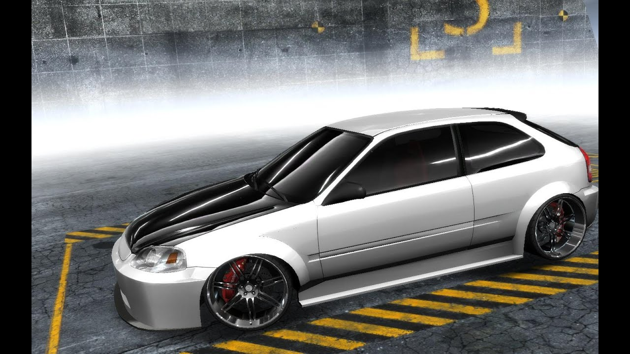 Need for speed pro street my top 5 favorite cars 2009 year