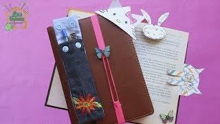 Закладки для книг / DIY/ Как сделать закладку для книг своими руками с SvGasporovich