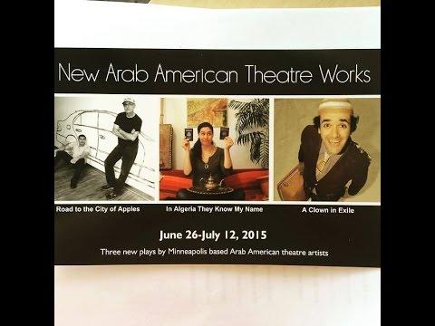 New Arab American Theatre Works Trailer