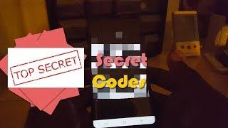 Galaxy S8 Secret codes