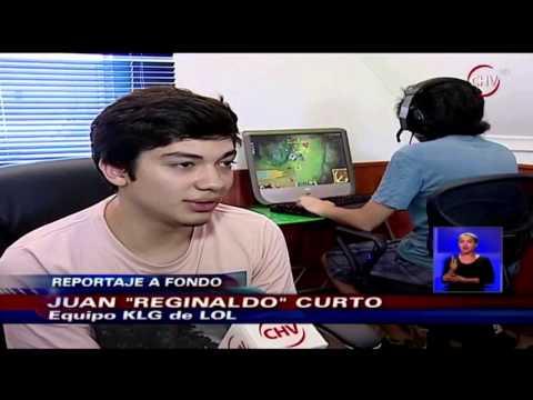 Entrevista Chilevision Gaming House KLG
