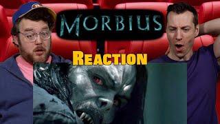 Morbius - Teaser traİler reaction