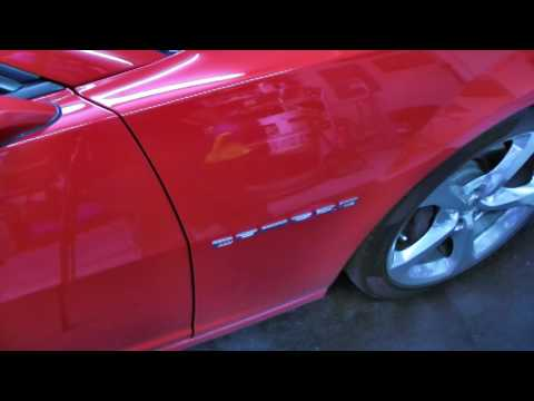 Using a detail spray to quickly clean and protect your car's paint