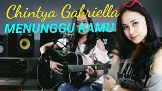 Menunggu kamu - Anji (Chintya Gabriella Cover)