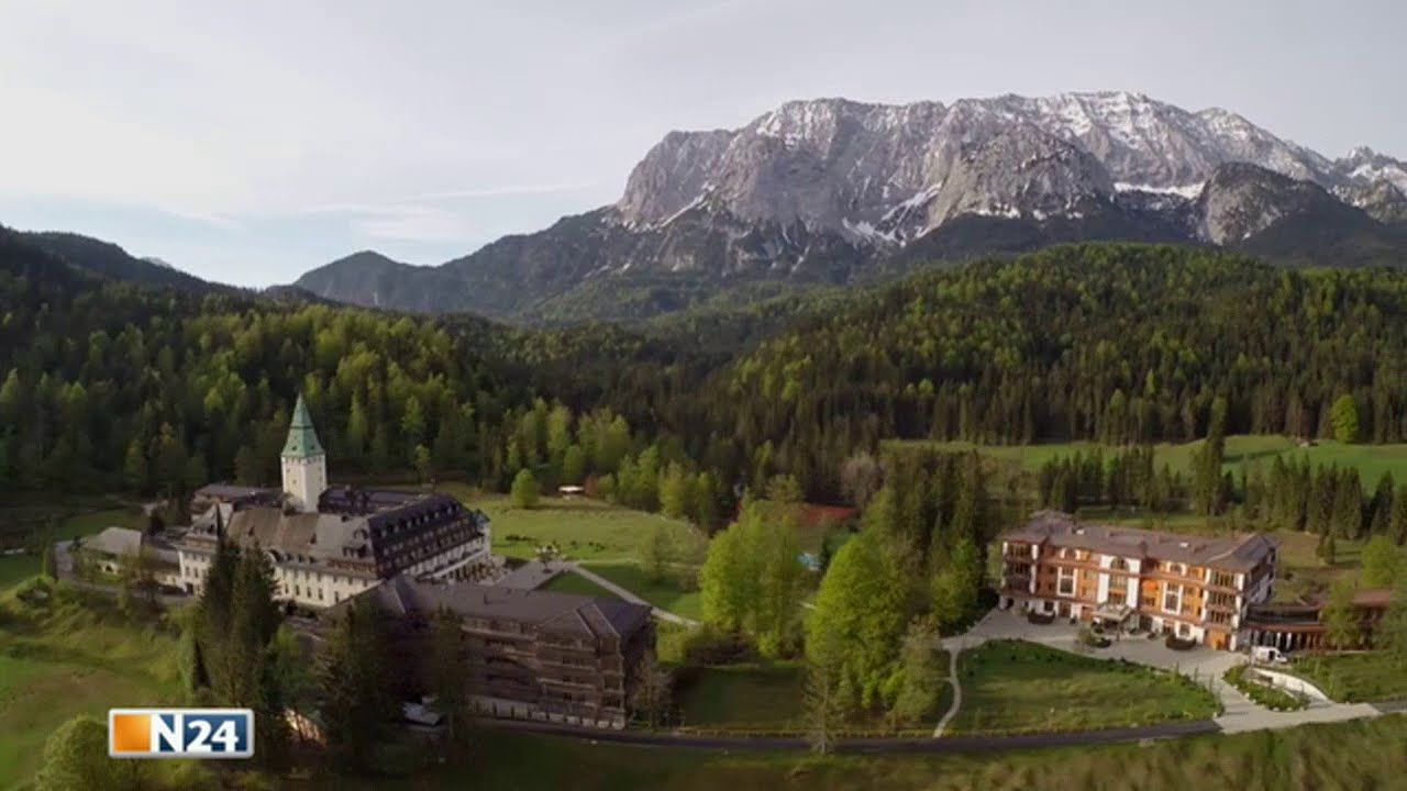 Hotel Schloss Elmau  Sterne
