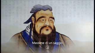 I DETTI DI MAESTRO CONFUCIO
