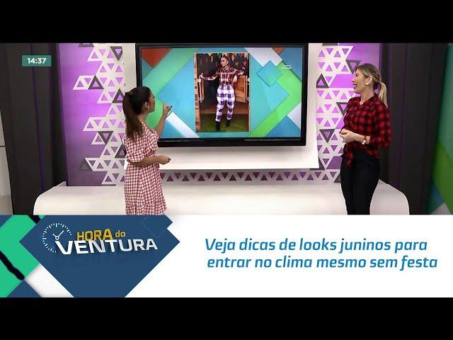São João em Casa: veja dicas de looks juninos para entrar no clima mesmo sem festa