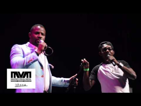 Video (stand-up): AY Comedian and Okey Bakassi at Crack Ya Ribs London Show
