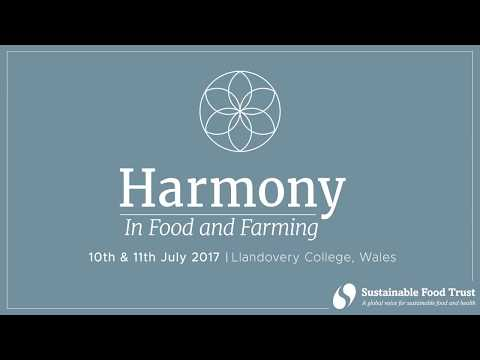 Music of the Spheres | Harmony Conference 2017