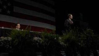 Georgia GOP Convention Speech