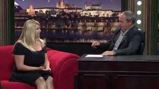 3. Eva Kramerová - Show Jana Krause 27. 8. 2014