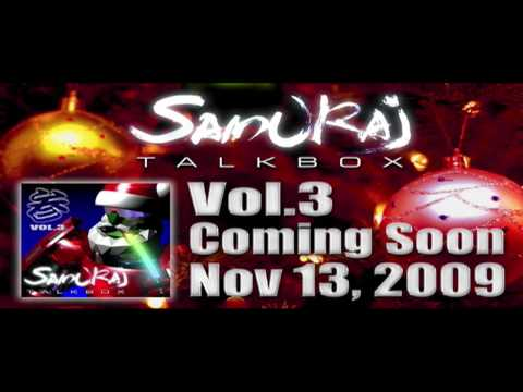 Samurai Talkbox Vol.3 Winter Album サムライ トークボックス クリスマス